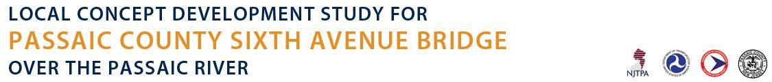 Sixth Avenue Bridge Local Concept Development Study Logo
